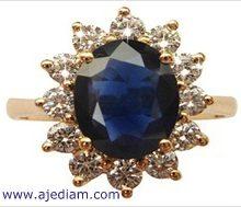 Burmese_sapphire_circle_diamonds_ring_Lady_Di_style_Ajediam_5cm