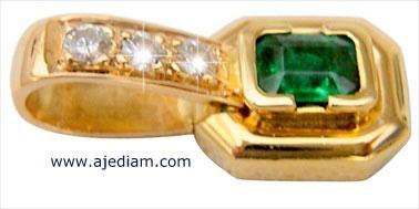 Colombian_square_Colombian_emerald___diamond_pendant_Ajediam