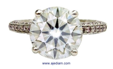 bague diamant 5 carats prix