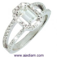 Emerald_Diamond_ring_2_band_side_stones_R358_Ajediam