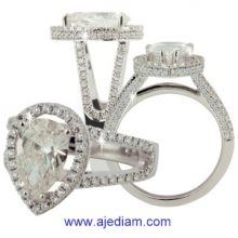 Pear_diamond_ring_2_band_side_circle_R366_Ajediam