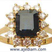 Square_Ceylon_sapphire_circle_diamonds_ring_Ajediam